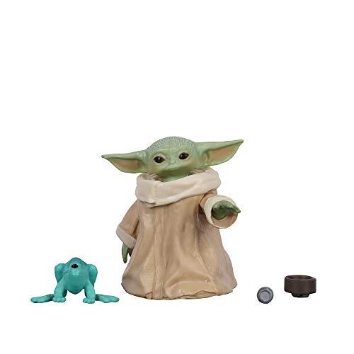 Star Wars The Black Series The Child Figur ca. 3 cm große The Mandalorian Action-Figur, Spielzeug für Kinder ab 4 Jahren