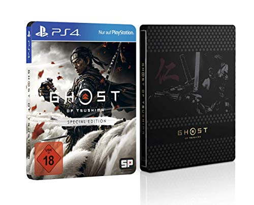 Ghost of Tsushima - Special Edition - [PlayStation 4]