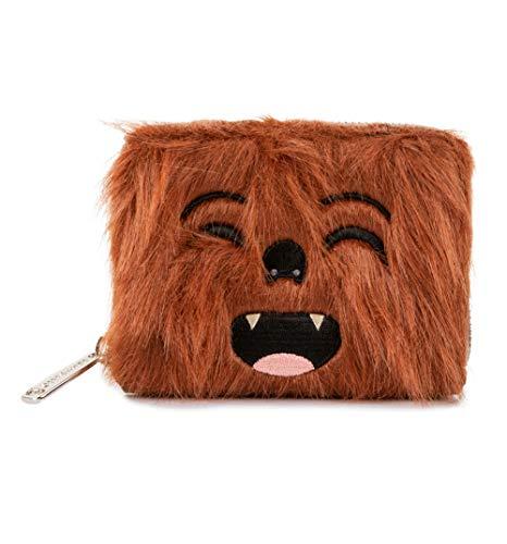 Loungefly Star Wars Chewbacca Faux Fur Wallet