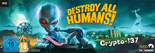 Destroy All Humans! Crypto-137 Edition [PC]