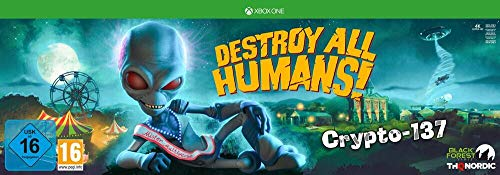 Destroy All Humans! Crypto-137 Edition [Xbox One] (INT)