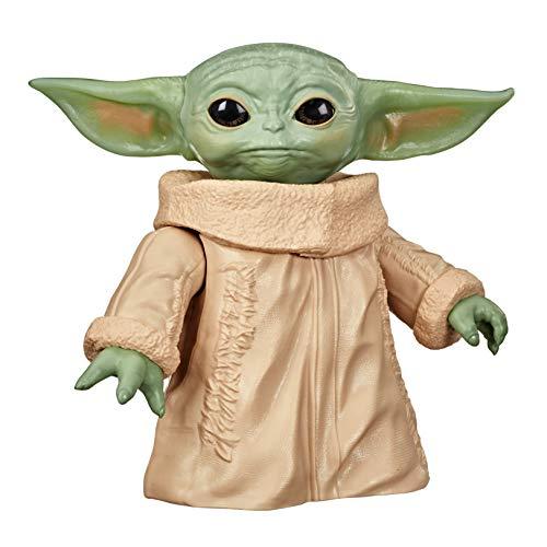 Star Wars The Child Spielzeug The Mandalorian 16,5 cm große bewegliche Action-Figur, Spielzeug für Kinder ab 4 Jahren