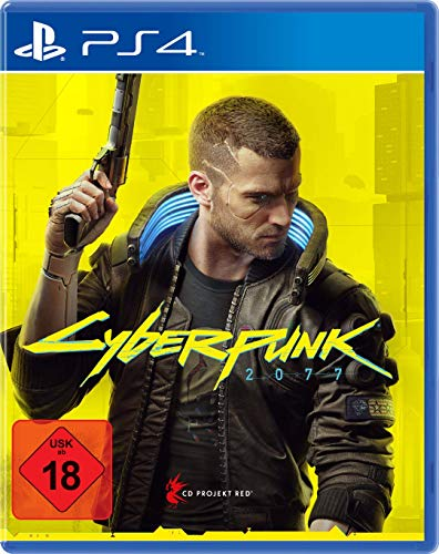 CYBERPUNK 2077 Collectors Edition - (kostenloses Upgrade auf PS5) - [PlayStation 4]