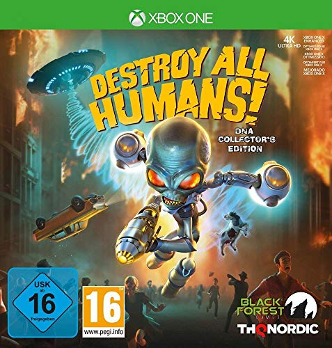 Destroy All Humans! DNA Collector's Edition [Xbox One] (INT)