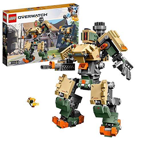 LEGO 75974 -Overwatch Bastion, Bauset