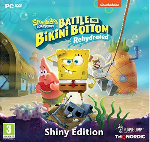 Spongebob SquarePants: Battle for Bikini Bottom - Rehydrated - Shiny Edition [PC]