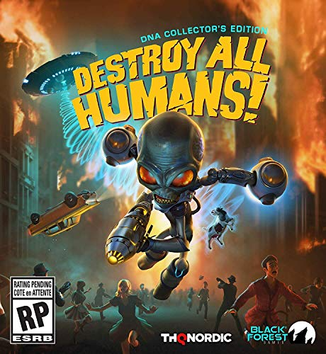 Destroy All Humans! DNA Collector's Edition [PC]