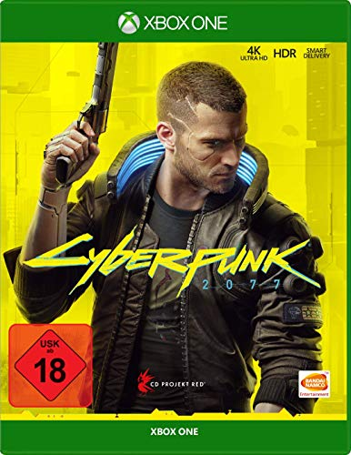 CYBERPUNK 2077 Collectors Edition - (kostenloses Upgrade auf Xbox Series X) - [Xbox One]