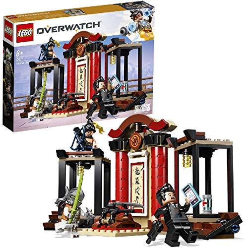LEGO 75971 -Overwatch Hanzo vs. Genji, Bauset