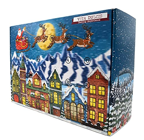 Whisky Adventskalender Klassik Edition 2021-24x0,02l Worldwidespirits