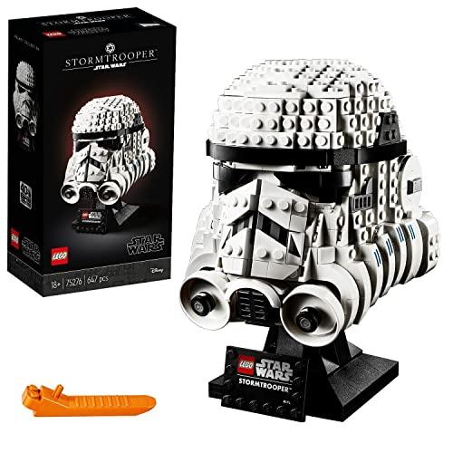 Lego 75276 Star Wars Stormtrooper Helm, Bauset, Sammlerobjekt für Erwachsene