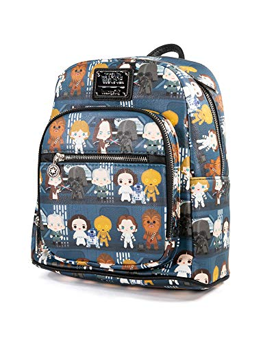 Loungefly Star Wars by Backpack Chibi Characters Taschen