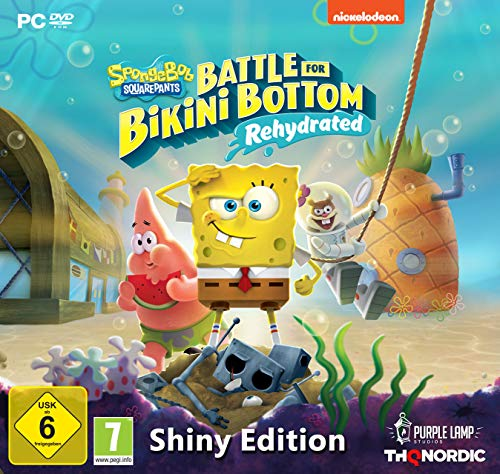 Spongebob SquarePants: Battle for Bikini Bottom - Rehydrated - Shiny Edition [PC]