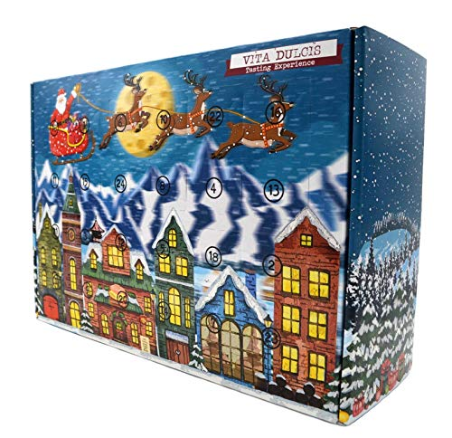 Whisky Adventskalender Klassik 2020-24x0,02l Worldwidespirits