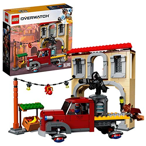 LEGO 75972 - Overwatch Dorado-Showdown, Bauset