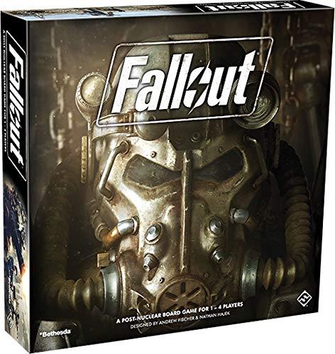 Asmodee Fallout: Das Brettspiel Grundspiel, Deutsch