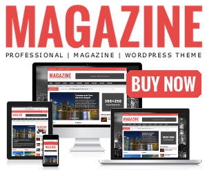 MH Magazine Responsive Magazine WordPress Theme