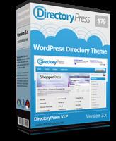 DirectoryPress - Responsive Webkatalog Theme für WordPress