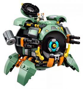 LEGO Overwatch Hammond