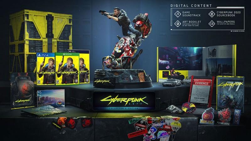 Cyberpunk 2077 - Collector's Edition