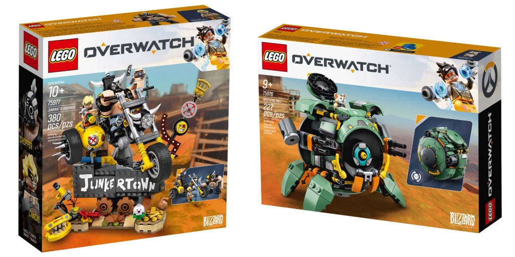Neue LEGO Overwatch Sets