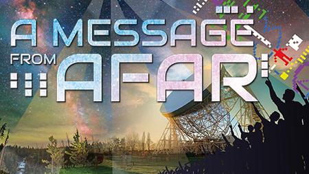A Message from Afar - Umfrage des britischen Seti Research Network (UKSRN)