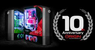 Origin Big O Gaming PC