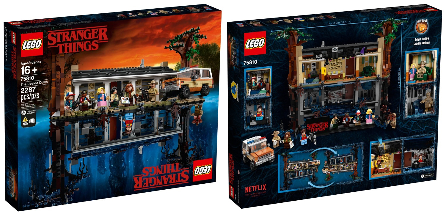 LEGO Stranger Things Bausatz