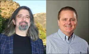Die neuen Telltale Chefs Jamie Ottilie und Brian Waddle