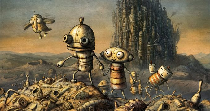 Machinarium Remixed