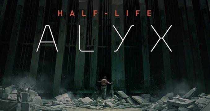 Half-Life: Alyx VR