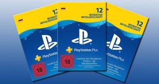 PlayStation Plus 12 Monate