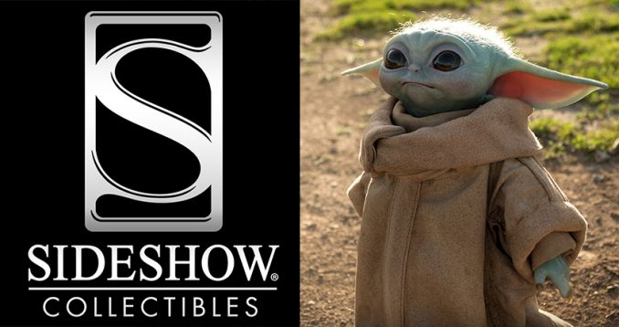 Baby Yoda Sideshow Collectibles