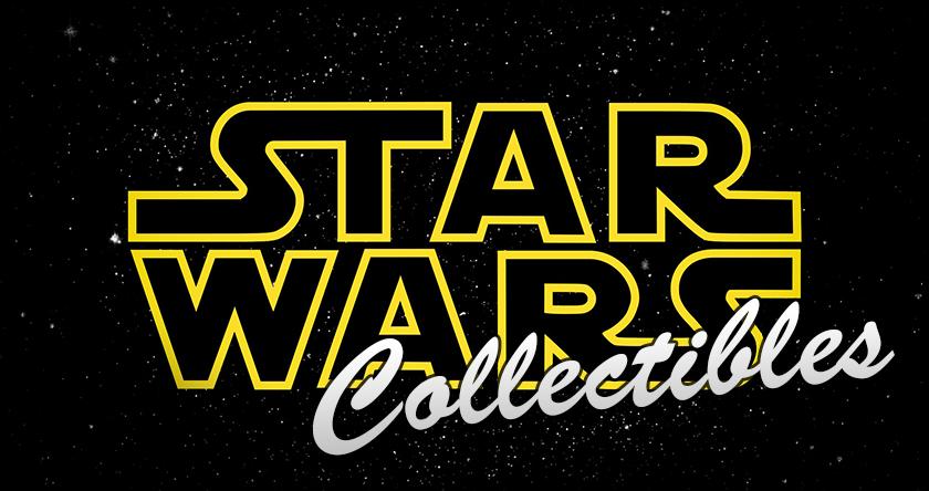 3 neue Star Wars Collectibles zum verlieben!