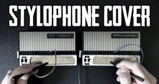 Stylophone – YouTuber macht faszinierende Cover von bekannten Rocksongs