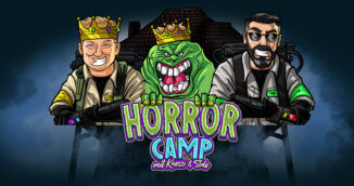 Horrorcamp 2020 mit Knossi und Sido