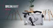 Breakaway Bike - Klappbares Mini Ergometer feiert Crowdfunding Erfolg