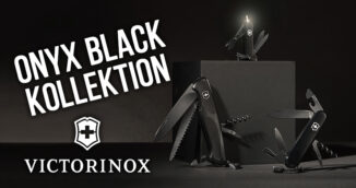 Victorinox Onyx Black Kollection