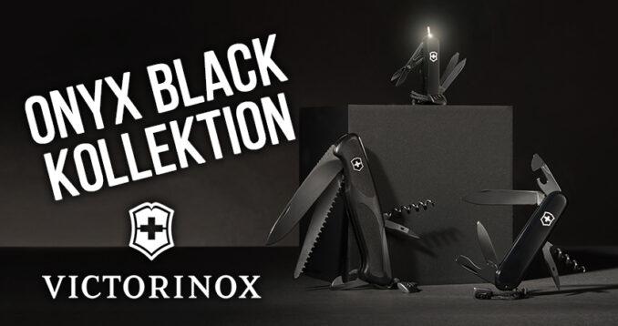 Victorinox Onyx Black Kollection