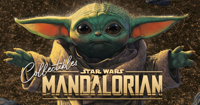 Star Wars The Mandalorian Collectibles