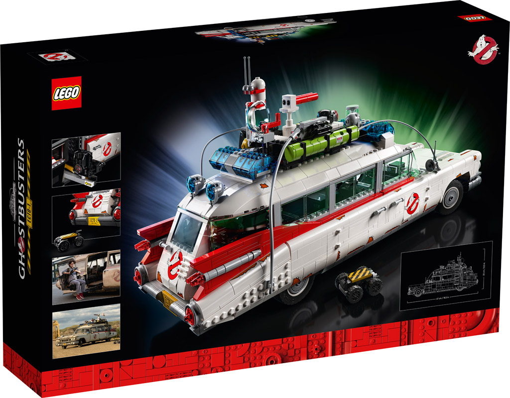 "LEGO-Set ""Ghostbusters™ ECTO-1"" (10274)"