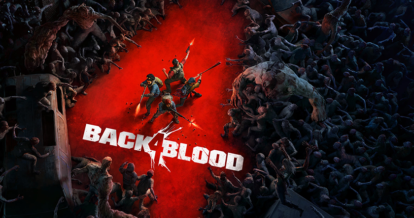 Back 4 Blood Game