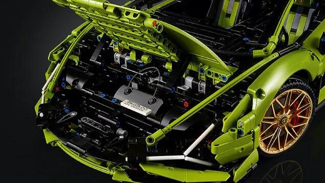 LEGO 42115 Technic Lamborghini Sian FKP 37