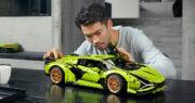 Spielzeug für Erwachsene - Der LEGO Technic Lamborghini Sián FKP 37