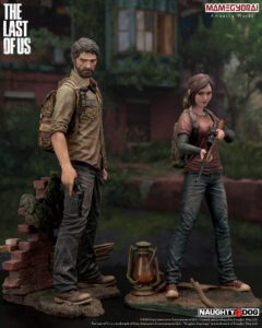 The Last of Us – Neue Joel & Ellie Sammelfigur bei Sideshow vorgestellt
