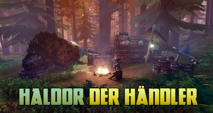 Valheim Händler