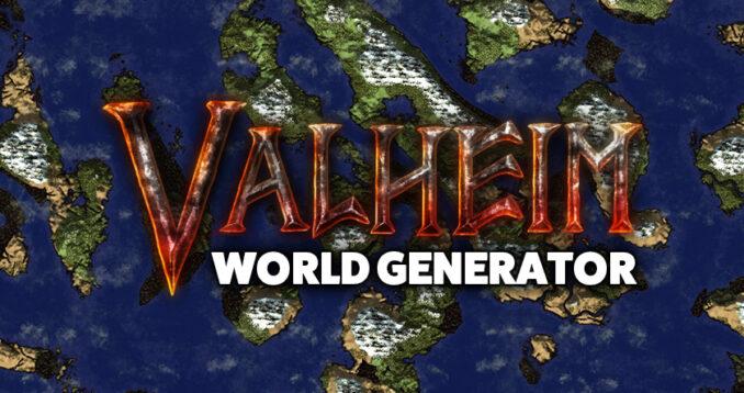 Valheim - Mit dem World Generator Map-Seeds auf Knopfdruck erkunden