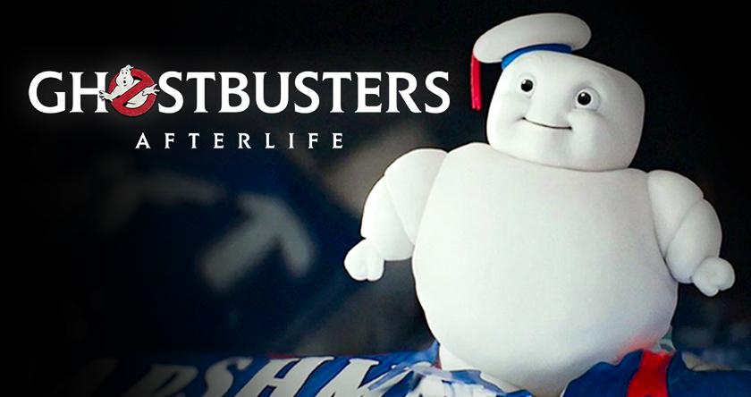 Ghostbusters: Afterlife - Neuer Teaser-Trailer präsentiert den Mini Marshmallow Man